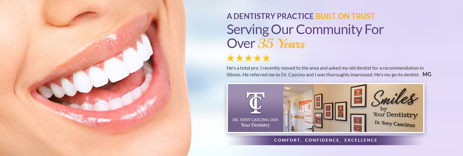 your dentistry logo